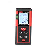 단위 ut392b 핸드 헬드 디지털 100m 거리와 635nm 레이저 거리 측정기&각도 측정 (1.5V AA 배터리)