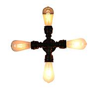 Qsgd ac220v-240v 8w e27 ha condotto la luce di swall luce principale parete sconces parete muro lampada muro nera luci lightsaber sulla