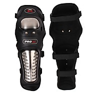プロバイカー2本/セットステンレス鋼保護オートバイ保護装置オートバイ膝パッドジョイントライニングメタルバックル