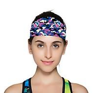 Gorro Dupla Face Bandanas Mulheres Redutor de Suor Confortável para Ioga Esportes Relaxantes Corrida