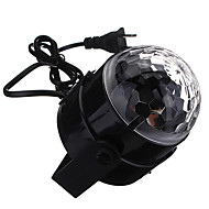 LED-Floodlights Magic LED Light Ball Party Disco Club DJ Toon Lumiere LED Crystal Light Laser Projector # - - - Automatische strobe