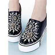 נשים-נעליים ללא שרוכים-PU-נוחות--שטח יומיומי-מטפסים