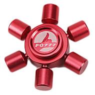 Fidget spinners Hand Spinner Speeltjes Zes Spinner Metaal EDCStress en angst Relief Kantoor Bureau Speelgoed Relieves ADD, ADHD, Angst,