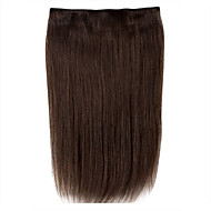20 een stuk 5 clip in 100% remy human hair extension handgemaakt dik vol 140g