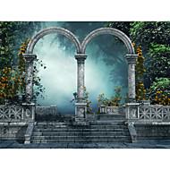5 * 7ft nagy fotózás háttér háttér klasszikus divat fa emeleti stúdió profi fotós