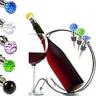 Rolhas de vinho Vidro Metal,Vinho Acessórios