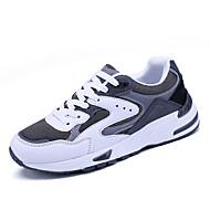 Atletické boty-Tyl-Pohodlné-Dámské--Běžné-Plochá podrážka