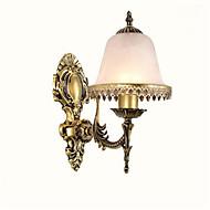 AC 220-240 5 E26/E27 Moderno/contemporaneo Galvanizzatto caratteristica for LED Stile Mini Lampadina inclusa,Luce ambientLampade da muro