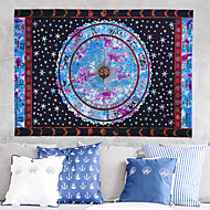 Printed Tapestries Decorative Bohemian Style Wall Carpet Tapesty