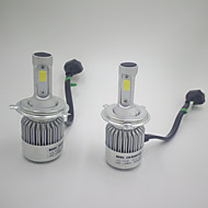 2pcs / set H4 36W 80000lm hi / kratko svjetlo automobila LED svjetla žarulje za maglu rasvjeta lampe h4 Hi / Lo je vodio glavu lightings