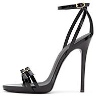 Femme-Bureau & Travail Habillé Soirée & Evénement--Talon Aiguille-Gladiateur club de Chaussures-Sandales-Polyuréthane