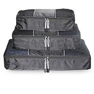 Putovanje Organizer prtljage Toaletna torbica Putna kutija Vodootporno Prijenosno Tkanina mrežice