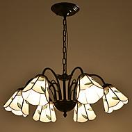 מנורות תלויות ,  וינטאג' צביעה מאפיין for LED מתכת חדר שינה חדר עבודה / משרד מסדרון