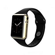 ブルートゥーススマートな腕時計の電話帳の呼び出しメッセージカメラ音楽歩数計睡眠モニタアラームios android smartphones