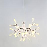 샹들리에 ,  컴템포러리 / 모던 페인팅 특색 for LED 금속 거실 침실 입구 게임 룸 현관 10 개 이상의 전구