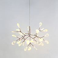 Kattokruunu ,  Moderni Maalaus Ominaisuus for LED Metalli Living Room Makuuhuone Merkintä Pelihuone Käytävä Yli 10-lamput
