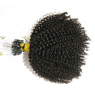 마이크로 링 헤어연장 인간의 머리카락 확장 머리 확장