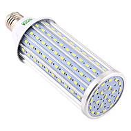 YWXLight® E26/E27 160LED 5730SMD 60W 5850-5950 Lm Warm White Cool White Decorative LED Corn Lights AC 85-265 V 1 pcs