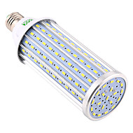 60W E26/E27 LED-maïslampen 160 SMD 5730 5850-5950 lm Warm wit Koel wit Natuurlijk wit Decoratief AC 85-265 V 1 stuks
