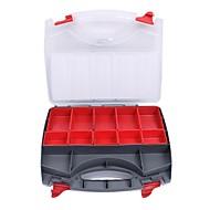 Baogongové díly krabice multifunkční oboustranně otevřená 5 malá vnitřní krabice elektronické součásti krabicové součásti přijímací