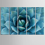 Taideprintit5 paneeli Pysty Painettu Wall Decor For Kodinsisustus