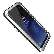 Samsung Galaxy S8 plus S8 suojus vesi / lika / iskunkestävä kokovartalo tapauksessa panssari kovaa alumiinia S7 reuna S7 S6 reuna plus s6