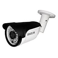Hosafe® 2mb8p 2.0mp 1080p impermeável câmera ip externa com poe / 36-ir-led / detecção de movimento