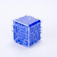 Rubikin kuutio Tasainen nopeus Cube Scrub Sticker säädettävä jousi Rubikin kuutio Opetuslelut Muovit