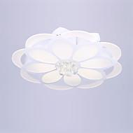 Takmonteret ,  Moderne / Nutidig Maleri Funktion for LED Metal Stue Soveværelse Spisestue Læseværelse/Kontor Børneværelse