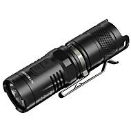 Nitecore® MT10C Lanternas LED 920 Lumens 7 Modo Cree XM-L2 U2 CR123ARegulável Prova-de-Água Recarregável Fácil de Transportar Tamanho Compacto Clipe