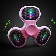 Draussen fidget spinner lautsprecher LED bluetooth Lautsprecher Spinner Unterstützung tf Karte