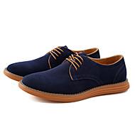 Herrer Støvler Bullock sko Formelle sko Modestøvler Læder Ruskind Forår Sommer Efterår Vinter Bryllup Fest/aften GangBullock sko Formelle