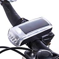 Luzes de Bicicleta LED Ciclismo Recarregável USB Lumens Solar Branco Natural Exterior