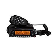 Montável em Veículos Dual Band Tela LCD > 10 km TYT > 10 km 1 Pças. 50 TH-9800 Walkie Talkie Dois canais de rádio