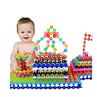 jigsaw zagonetke 3D puzzle Građevni blokovi DIY igračke Acetat/plastika