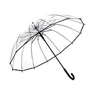 Paraply med langt håndtag Herrer Dame
