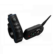 Motercykel EJEAS V4.2 Bluetooth Headsets Bil håndfri Fjernbetjening mp3 afspiller