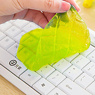 Magic Universal Cleaner Plastic Rubber Cyber Soft Glue Nicrofiber Keyboard Dust Clean Mud Gel Random Color