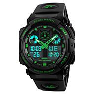SKMEI Bărbați Ceas Sport Ceas Militar Ceas La Modă Ceas de Mână Ceas digital Japoneză QuartzLED Calendar Cronograf Rezistent la Apă Zone