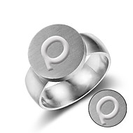 Europe and America stainless steel ring fashion personalized men's rings stainless steel wholesale