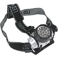 Lanternas de Cabeça LED 600 Lumens 4.0 Modo LED AAA Emergência Super LeveCampismo / Escursão / Espeleologismo Uso Diário Ciclismo Caça