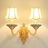 E12/E14 טיפאני פשוט מסורתי / קלסי קאנטרי Brass מאפיין for סגנון קטן נורה כלולה,כלפי מעלה אור קיר