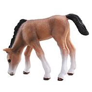 動物アクションフィギュア 馬 動物 青少年 シリコーンゴム クラシック/タイムレス 高品質