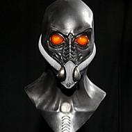 Halloween horror mask makeup dans maske nigga oksygen maske maske parti rekvisitter