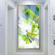 抽象 額入り油絵 ウォールアート,ポリスチレン 材料 フレーム付き For ホームデコレーション フレームアート リビングルーム ダイニングルーム 1個