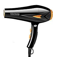 2600-e elektromos hajszárító styling eszközök alacsony zajú fodrászat meleg / hideg szél