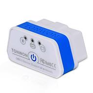 tonwon 2 bt3.0 elm327 obd2 diagnostisk scanner bluetooth3.0 tjek bilmotor støtte alle obdii protokoller for android