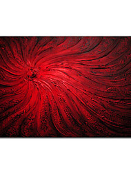 CLEARANCE - Hand-painted Abstract Oil Painting  with Stretched Frame