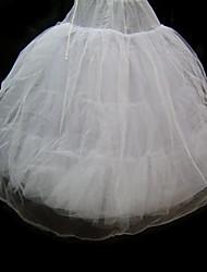 Nylon / Tüll bodenlangen Hochzeit Unterröcke (wap006)