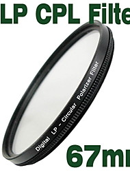 emolux cpl lp 67 millimetri filtro digitale (smq5519)